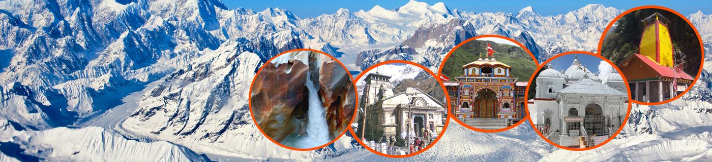 Chardham Tour with Gomukh Trek